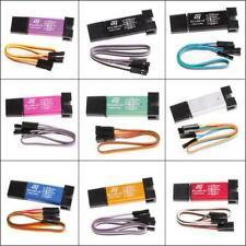 ST-Link V2 Stlink Emulator Downloader Programming STM8 STM32 w/wires -US SELLER