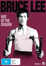The Way Of The Dragon (DVD, 2015, 2-Disc Set)