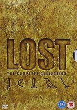 LOST -  Full Seasons Series 1-6 DVD COMPLETE BOXSET Box Set 37 Disc  BRAND NEW