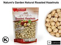 Nature's Garden Roasted Hazelnuts Natural Antioxidant Superfood, 26 Ounce Kosher