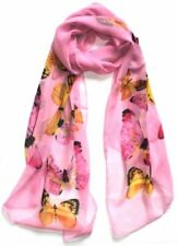 Silk Blend Rectangle Multi-Coloured Women's Scarves and Shawls