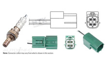 NTK NGK OXYGEN SENSOR NISSAN PULSAR N16 1.8L QG18DE 02-06