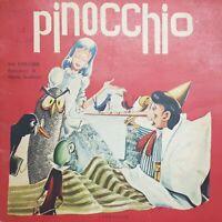 Libri Ragazzi - Collana Aurora N. 29 - M. Sembeni - Pinocchio 1960 ca. Carroccio