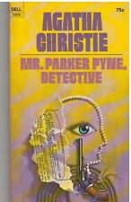 MR PARKER PYNE DETECTIVE Agatha Christie (Dell, 1971)
