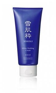 KOSE SEKKISUI Facial cleansing cream 80g