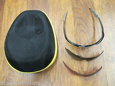 SMITH OPTICS VXE CYCLING SUNGLASSES WITH 2 EXTRA LENSE AND BALISTIC CASE