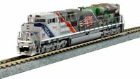 Union Pacific 'The Spirit' SD70ACe Diesel Locomotive #1943 Kato 176-1943 N Scale