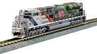 Union Pacific 'The Spirit' SD70ACe Diesel Locomotive #1943 Kato 176-1943 N Scale