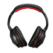 AUSDOM M04S NFC Wireless Bluetooth Headset Stereo Bass Headphone with Microphone