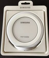 GENUINE WHITE Samsung Fast Wireless Charging Stand Galaxy S7/S9/S8 Edge EP-NG930