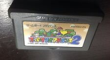 Super Mario 2 GBA Advance Japanese   **USA SELLER**