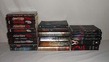 Mixed Lot of 21 HB and PB Vampire & Vampire Type Books