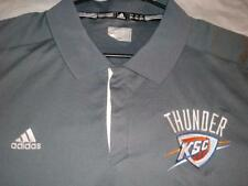 Kingston Sports Center KSC Thunder Basketball adidas Golf Polo Shirt Men's 2XL
