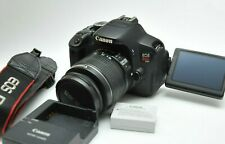 Canon EOS Rebel T4i DSLR Camera with EF-S 18-55mm IS II Lens Kit
