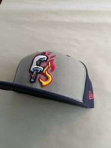 New Era Rockie Minor League Baseball Rocky Mountain Vibes Fitted Hat size 7 3/4