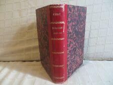 mémoires historiques et politiques de 1820 à 1830 par A. d'Egvilly 1830 EO