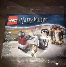 LEGO 30407 HarryPotter Wizard World Harry's Journey To Hogwarts NEW Wedwig Owl