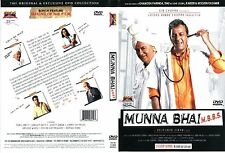 Munna Bhai M.B.B.S. (Hindi DVD)(2003)(English Subtitles)(Brand New Original DVD)