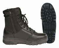 Echt Leder Stiefel Gr 48-50 Neuwertig CZ//SK Kampfstiefel Typ 60