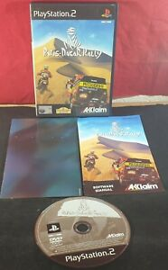Paris Dakar Rally (Sony PlayStation 2) VGC