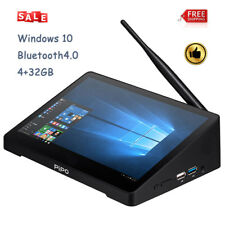 PIPO X10PRO Smart Mini PC Windows 10 4+32GB Bluetooth 4.0 WiFi USB Touch Control