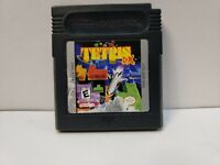 Tetris DX Nintendo Gameboy Color TESTED