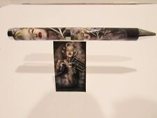 Art Ballpoint Pen- Metal- Hollywood Dream Girl-Gift Box-Digoil En-riquez