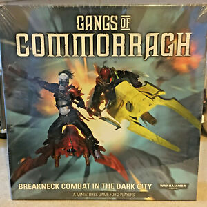 Gangs Of Commorragh BNIB - Drukhari Dark Eldar