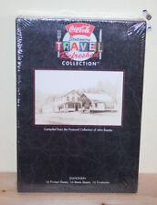 Coke Coca Cola Stationery Set Travel Refreshed Baeder Paper Postcard Images