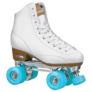 RDS Cruze XR9 White Roller Skates