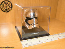 CAPTAIN PHASMA STAR WARS HELMET CASCO CASQUE 1/5 MINT WITH CASE!!!