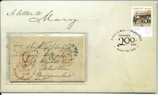 2009 Letter to Mary No 02749/15,000 Limited Fdc Hobart Tas 26 June 200 Years P/M