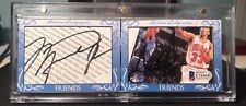 Historic Autographs Michael Jordan Scottie Pippen cut Autos Beckett PSA DNA COA