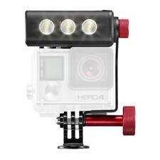 Manfrotto Offroad LED Kit, Aluminiumrahmen für GoPro