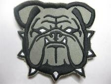 Bulldog cabeza USMC marines morale infidel Patch VELCRO Parche acu follaje airs