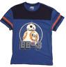 New Star Wars BB8 Men's Large T Shirt The Force Awakens Blue