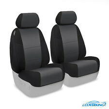 Coverking Neosupreme Front Custom Car Seat Cover For Jeep 06-07 Grand Cherokee