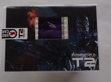 Terminator 2  film cell  card