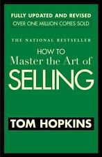 How to Master the Art of Selling, Tom Hopkins, Good Book