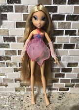 Winx Club Mattel Glam Magic Enchantix Flora Doll