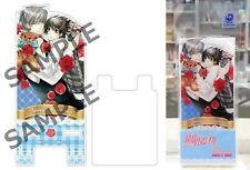 "Junjou Romantica Acrylic Stand Misaki Takahashi & Akihiko Usami 5.9"" Licensed NW"