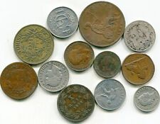World coins vintage lot of (12)   lotfeb9929