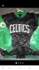 Vintage Boston Celtics Reversible winter Jacket