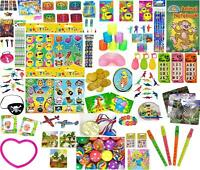 100 Unisex  Assorted Unisex Party Bag Fillers/Lucky Dip Prizes Pocket Money Toys