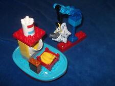 LEGO DUPLO VILLE EISENBAHN Fischerboot Kutter Schiff Boot aus 10875 NEU
