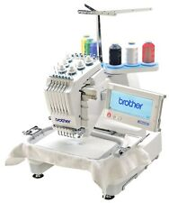 Brother Embroidery Machine PR620 - 6 needle - Newly Serviced - Willing to Ship!