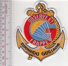 France Navy Marine Commando Guillaume Para SCUBA Marine Francaise Commando Guill