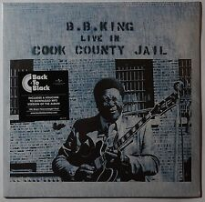 B.B. King-Live in Cook County diamanti LP/download 180g VINILE NUOVO/SEALED