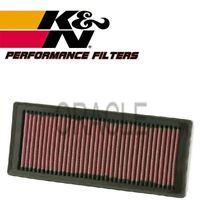 K&N HIGH FLOW AIR FILTER 33-2945 FOR AUDI A4 AVANT 2.0 TDI QUATTRO 170 BHP 2008-