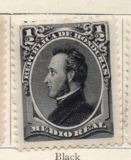 Honduras 1878 Early Issue Fine Mint Hinged 1/2c. 138841